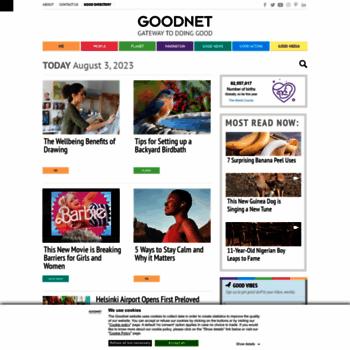 Goodnet.org thumbnail