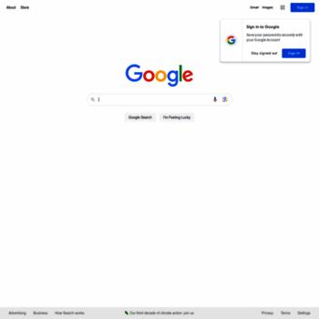 Google.tk thumbnail