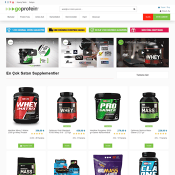 Goprotein.com.tr thumbnail