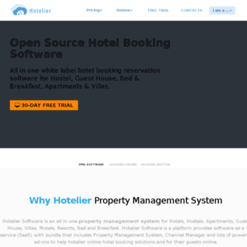 goreserva com at WI  Open Source Hotel Booking & Reservation