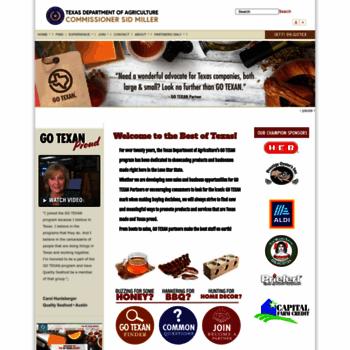 Gotexan.org thumbnail