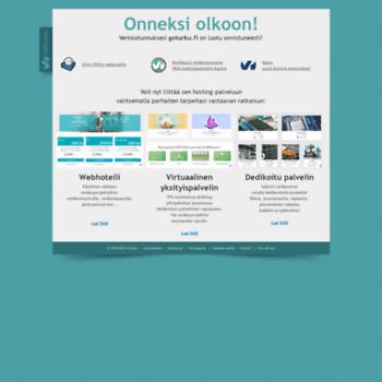 Goturku.fi thumbnail