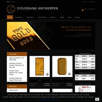 Goudbank antwerpen