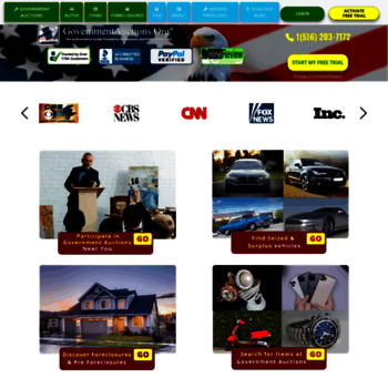 Governmentauctions.org thumbnail