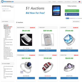 Governmentauctions.us.com thumbnail
