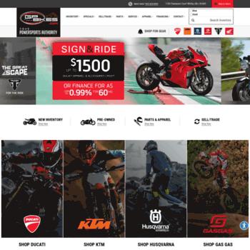 Ktm Dealers Ontario >> Gpbikespowersports Com At Wi Gp Bikes Whitby Ontario