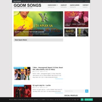 Gqom songs 2019