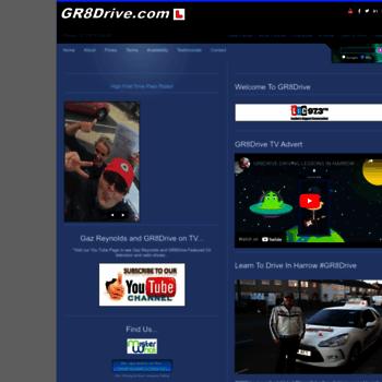 Gr8drive.com thumbnail