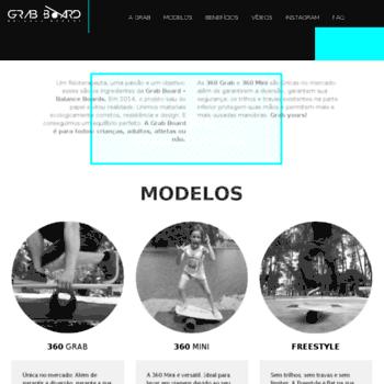 Grabboard.com.br thumbnail