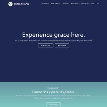Grace.org thumbnail