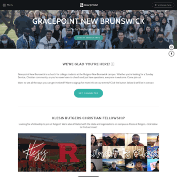 Gracepointnj.org thumbnail