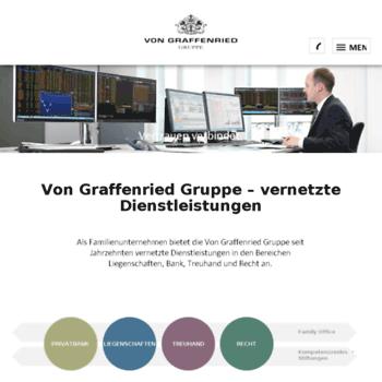 Graffenried.ch thumbnail