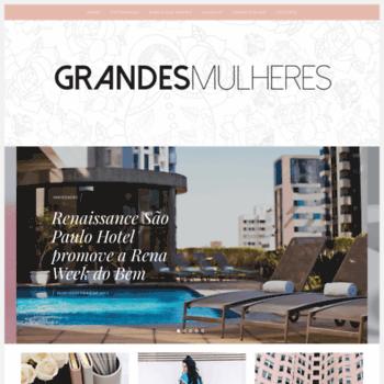 Grandesmulheres.com.br thumbnail