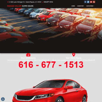 Grand Valley Auto >> Grandvalleyautoauction Net At Wi Used Cars Grand Rapids Mi