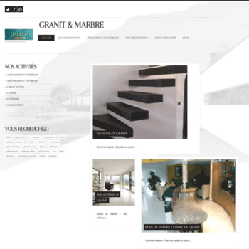 Granit-marbre.fr thumbnail