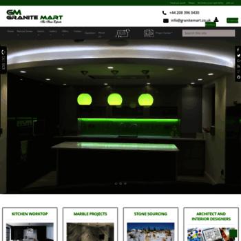 Granitemart.co.uk thumbnail