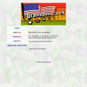 Granspenruok.co.uk thumbnail