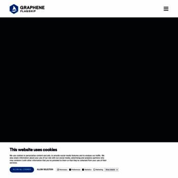 Graphene-flagship.eu thumbnail