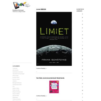 Gratis-boeken-downloaden.net thumbnail