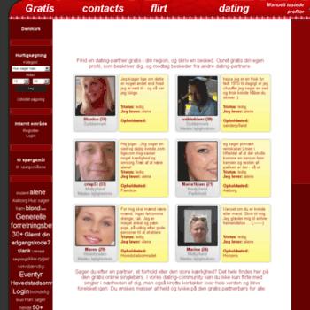 gratis dating site i europa alene matchmaking china