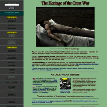 Greatwar.nl thumbnail