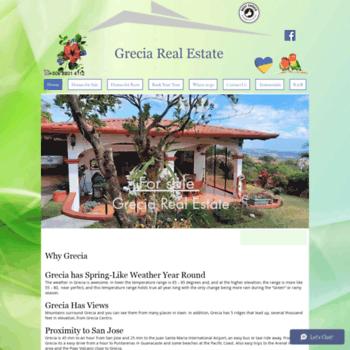 Greciarealestate.net thumbnail