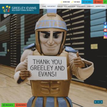 Greeleyschools.org thumbnail