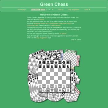 Greenchess.net thumbnail