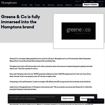 Greene.co.uk thumbnail