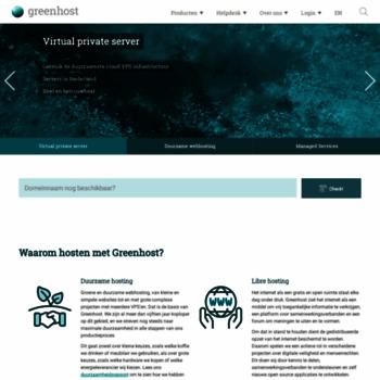 Greenhost.nl thumbnail
