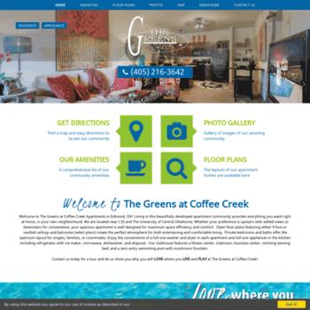 Greensatcoffeecreek.apartments thumbnail