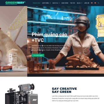 Greenway.com.vn thumbnail