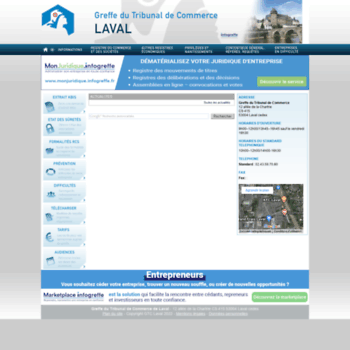 Greffe-tc-laval.fr thumbnail