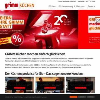 Grimm Kuechen De At Wi Grimm Kuchen Individuelle Preiswerte