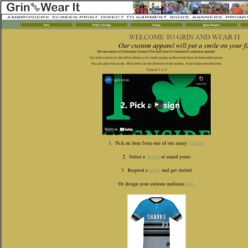 Grinandwearit.net thumbnail