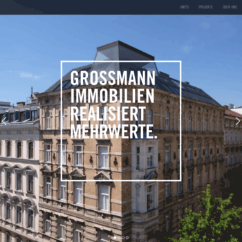 Grossmann-immobilien.at thumbnail