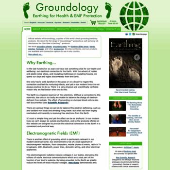 Groundology.co.uk thumbnail