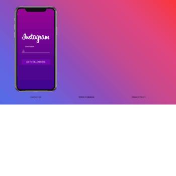 growinstafollowers net at WI  Instagram Followers Generator