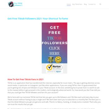 grplive com at WI  Get Free TikTok Followers 2019: Your