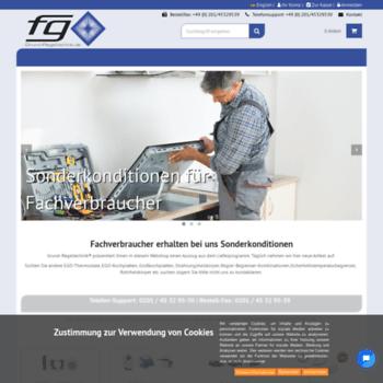 Grund-regeltechnik.de thumbnail