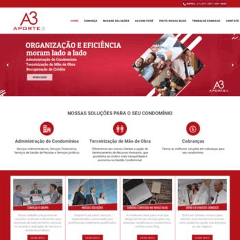 Grupoaporte3.com.br thumbnail