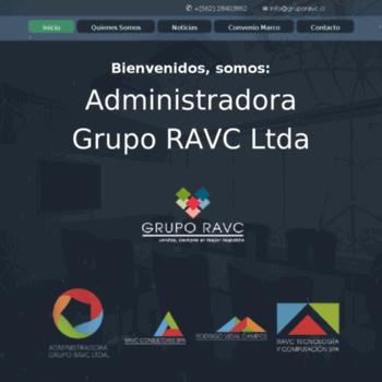 Gruporavc.cl thumbnail