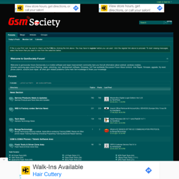 gsmsociety com at WI  GsmSociety - Forum