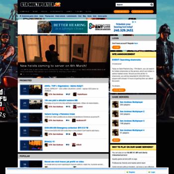Gta-multiplayer.cz thumbnail
