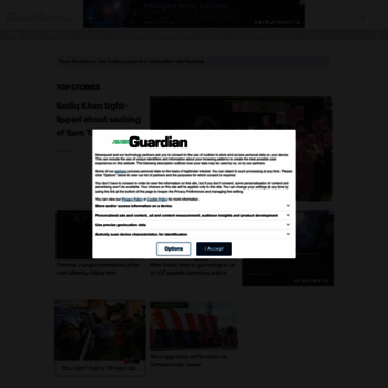 guardian-series co uk at WI  News, sport, leisure, jobs