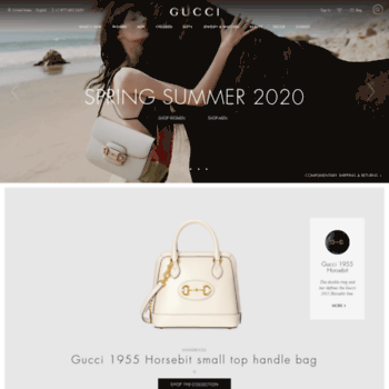 guccidesigner.com at WI. Gucci Official Site – Redefining modern ... 8d3dfd1012c