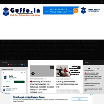 Guffo.in thumbnail