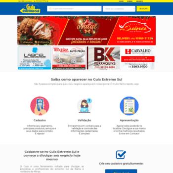 Guiaextremosul.com.br thumbnail