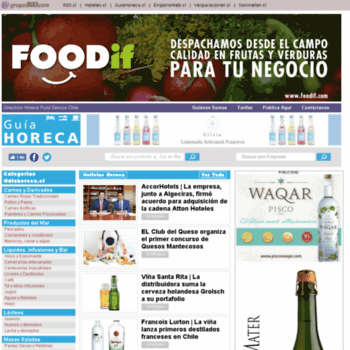 Guiahoreca.cl thumbnail