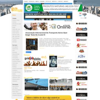 Guiasaojose.com.br thumbnail